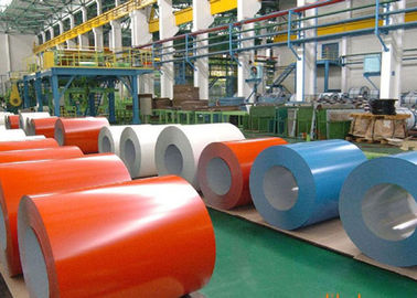 Chiny Electro Galvanizing Prepainted Galvanized Steel Coil For Steel Framing dostawca