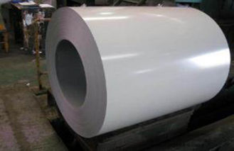 Chiny White Prepainted Galvalume Steel Coil For Refrigerated Wagon dostawca