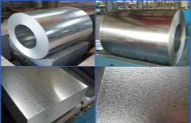 Chiny Hot Dipped Galvalume Steel Coil / Sheet / Roll GI For Corrugated Roofing Sheet dostawca