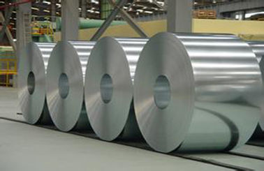 Chiny Hot Dipped Galvalume Steel Coil / Strip Aluminum Zinc Alloy Coated Steel dostawca