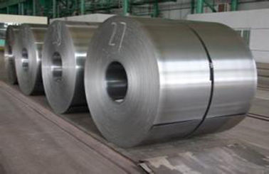 Chiny 0.12 - 2.5mm Thickness Cold Rolled Steel Coil Thermal Resistance dostawca