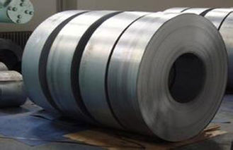 Chiny SPCC Cold Rolled Steel Coil For Furniture / Office Equipment dostawca
