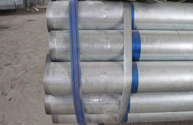 Chiny 3MM Galvanized Pipe Structural Steel Sections GI Pipe For Pipelind dostawca