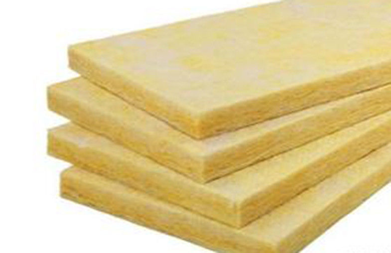5-30m Length Glass Wool Insulation , Thermal Insulation For Buildings , Commercial Thermal Ceiling Insulation