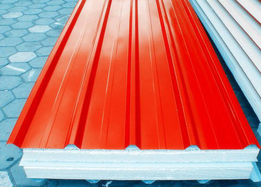 Chiny Orange Roof Sheet Coil Prepainted Galvalume Steel Coil For Roller Shutter Door dystrybutor