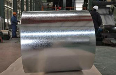 Chiny Zinc Coated Strips Hot Dipped Galvanized Steel Coils Corrosion Resistant dystrybutor