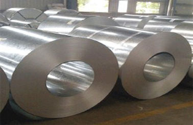 Chiny GL Coils Hot Dipped Galvalume Steel Coil / Sheet / Roll GI For Corrugated Roofing Sheet dystrybutor