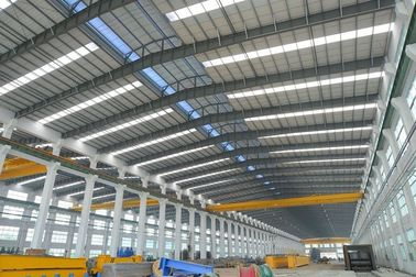 Chiny Alkyd Paint Tubular Steel Structures With AWS , BS , EN , ISO Certificate dystrybutor